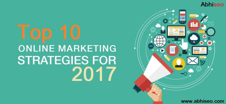 the digital marketing strategies