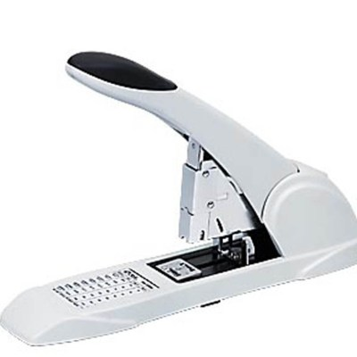 Heavy duty stapler Office Supply Type of staples :23/6-23/25 ,Stapes capacity:210pages/80g,Packing :~1/6,Measure :39.5x29.5x38.5 cm,Color :black/gray