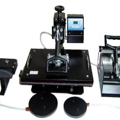 5 In 1 Hot Press Machine in Hot Press Machine for use in office stationery products and supplies