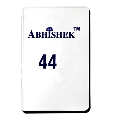 Inner Holder of size 54x86 mm in White Colour and Vertical OrientationIt is ideal for business, schools and organization for all there ID card needs. Not only it protects the keep the id cards safe but also provides high branding value and personalizatio