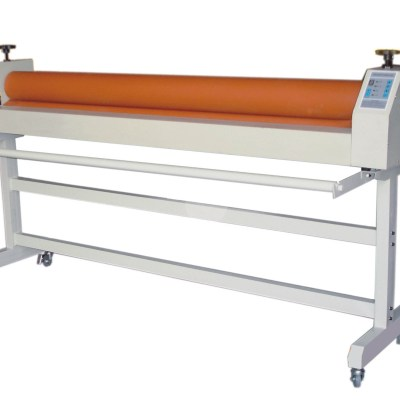 Cold Laminator Office Supply Laminating width :1600 mm,Laminating thickness :10 mm,Diameter of roller :130 mm,Packing :1,Measure :193x51x41 cm