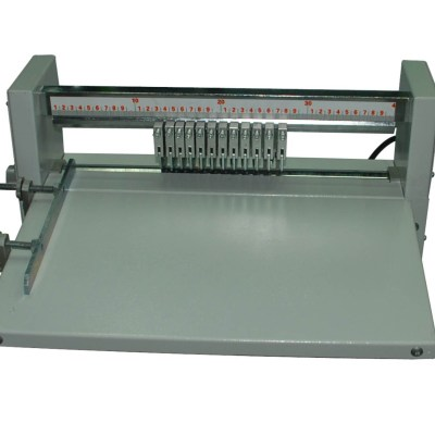 Electric paper cutter Office Supply Cutting size :6-400 mm,Power :65W AC220V 50Hz,Measure :55x22x32 cm