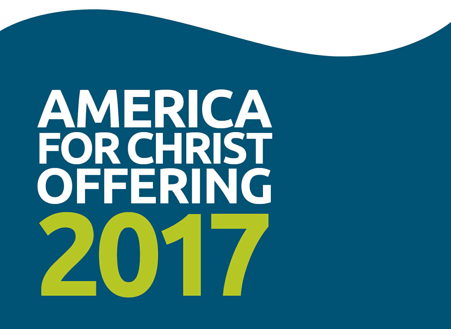 America for Christ 2017