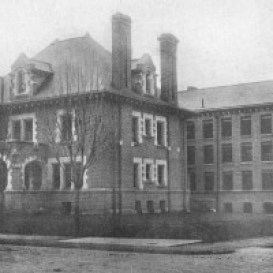 Grant County Jail. Courtesy of the Marion Indiana Public Library.