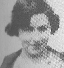 Mary Ball in the 1930's. Courtesy of John Lloyd, her nephew.