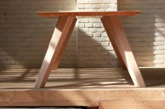 meubelmaker nijmegen honigcomplex smeltkroes ab houtcreaties kinderworkshop bamboe tafel massief maatwerk esdoorn