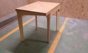 uitklapbare tafel