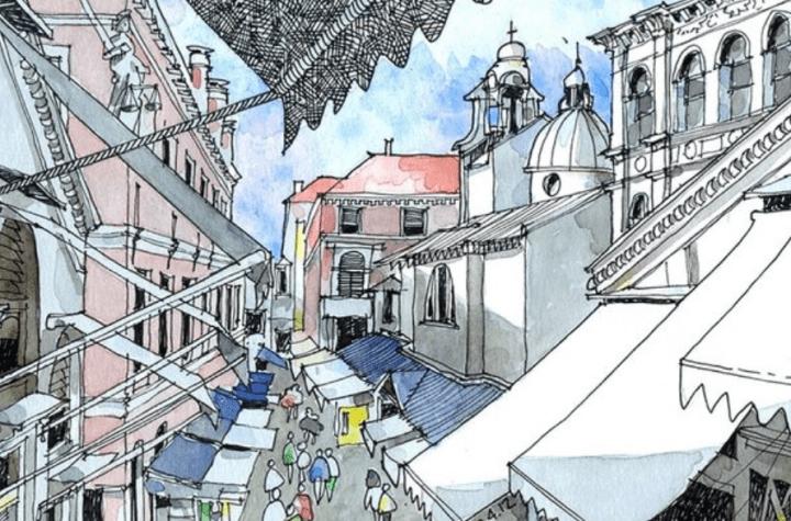 urban drawing