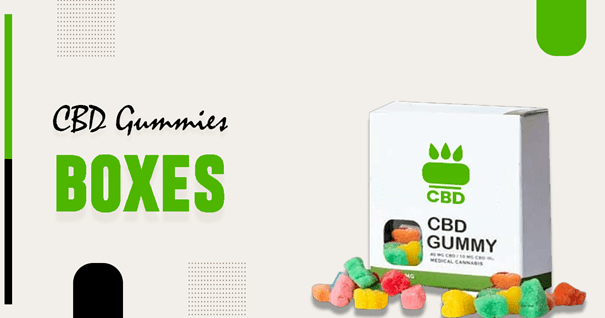 gummies boxes