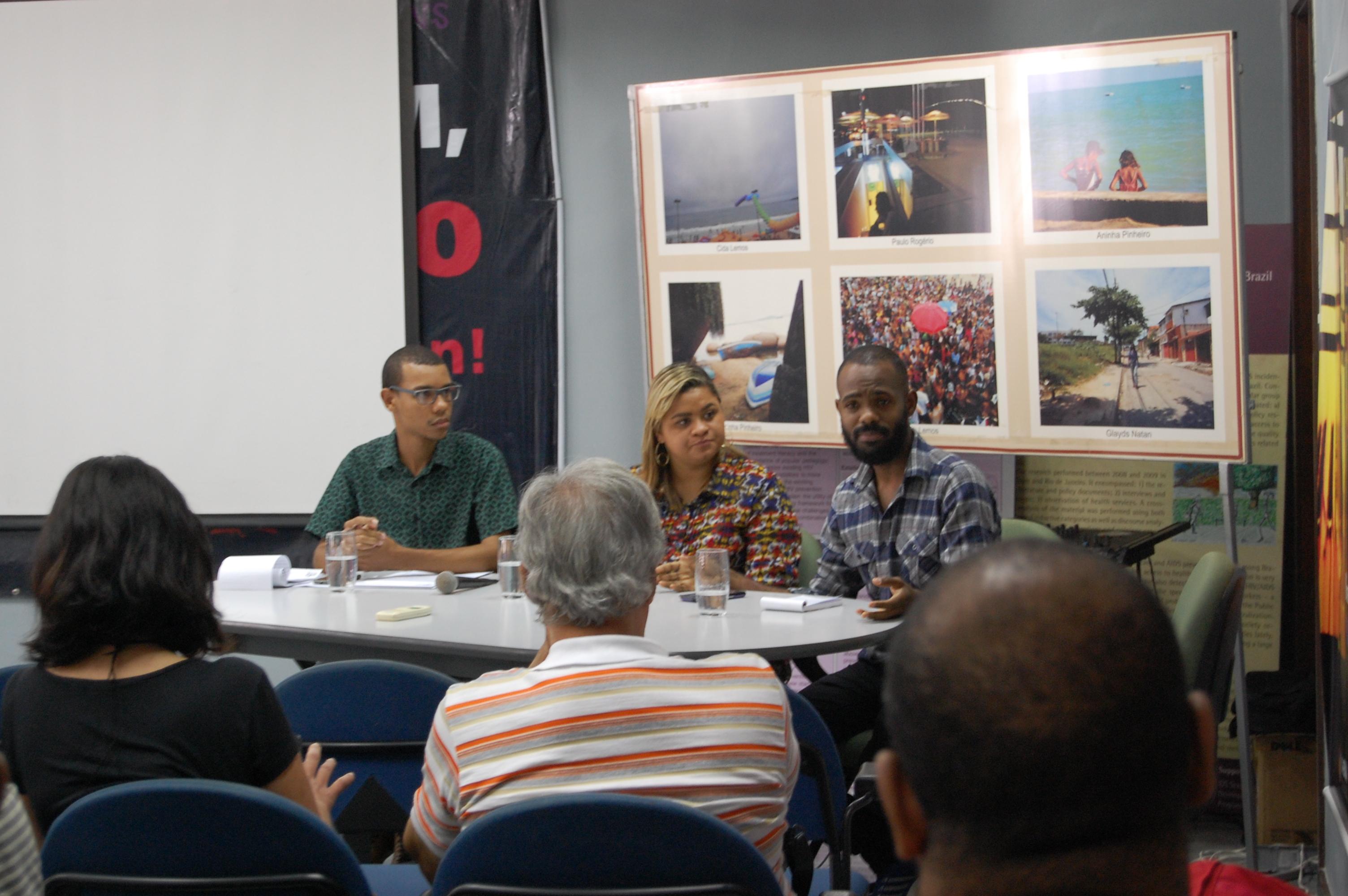 seminario ativismo cultural