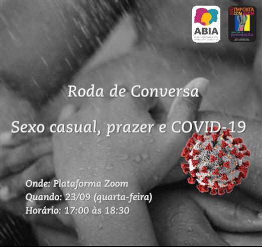 Sexo Casual e Covid-19