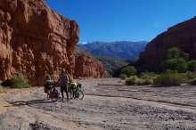 23 - bivouac dans les canyons