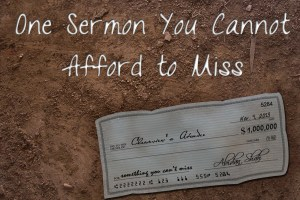 One_Sermon_you_cannot_afford_to_miss