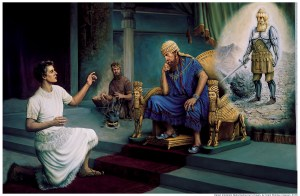 Daniel Interprets Nebuchadnezzar Dream