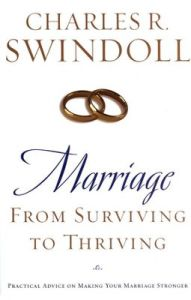 Marriage- From Surviving to Thriving