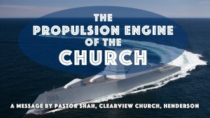 thepropulsionengineofthechurch