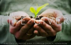 The Lifegiver
