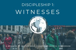 Discipleship 1