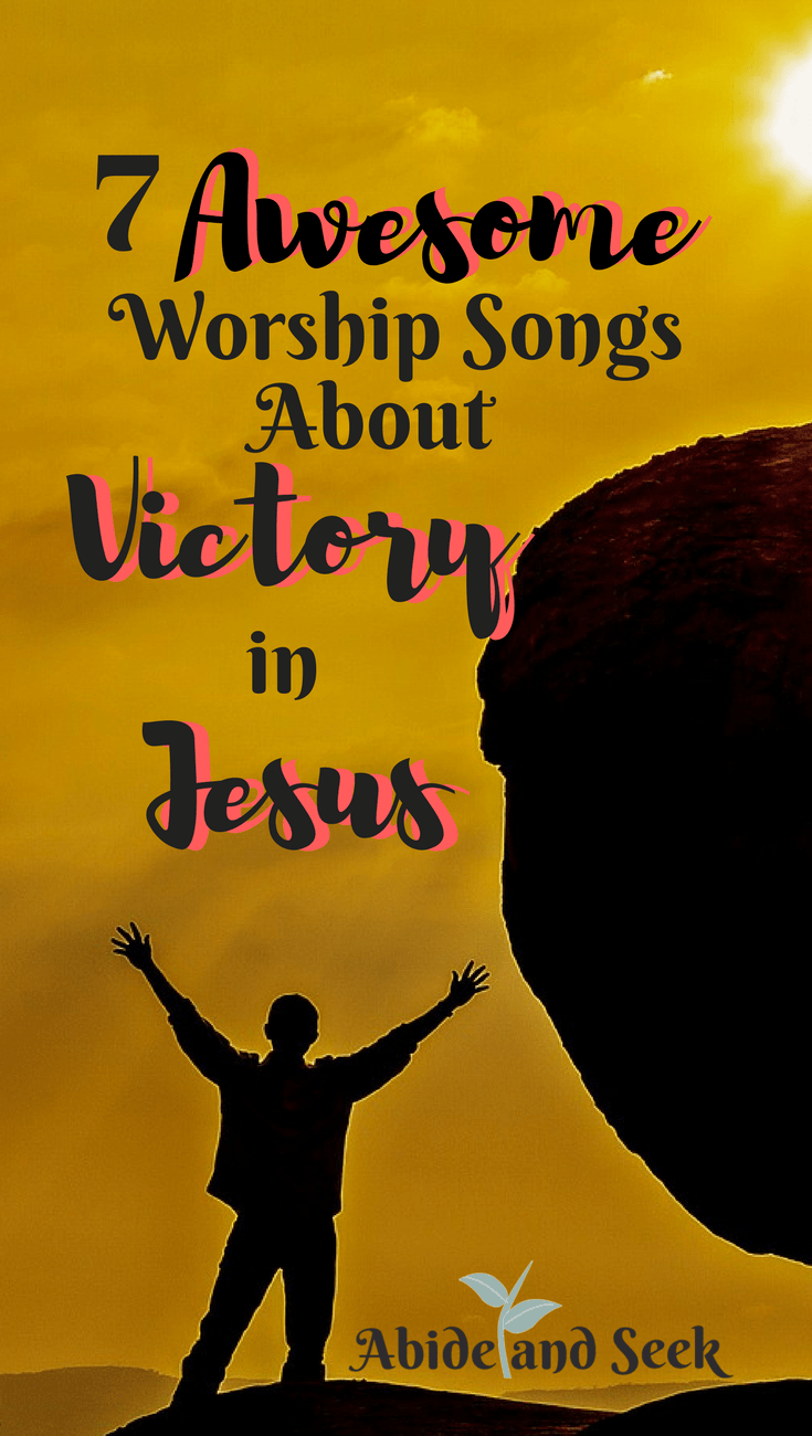 We are victorious christian song