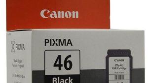 Canon CL 46 BLACK INK CARTRIDGE