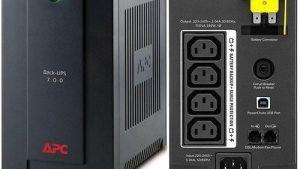 Apc Back-UPS 700VA, 230V, AVR