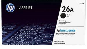 Hp 26A Black LaserJet Toner Cartridge
