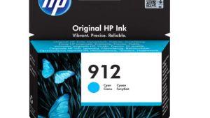 Hp 912 Cyan Inkjet Cartridge