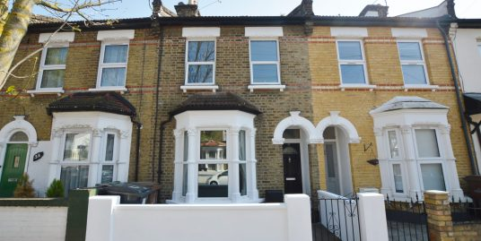 3 Bedroom House – Cary Road, Leytonstone, E11 3LG