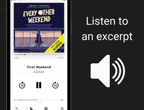 Listen to an excerpt from EVERY OTHER WEEKEND