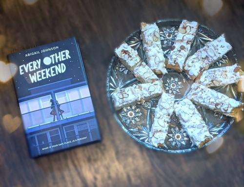 Adam's Valentine's Day Pastry Recipe from EVERY OTHER WEEKEND & Win 14 Swoony YA Books!