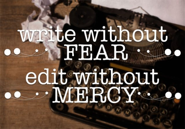 Write Without Fear Writing Quotes Writer S Blog