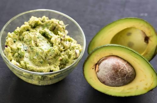 avocado guacamole salsa