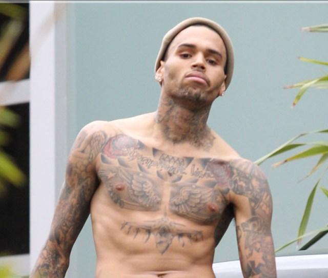 Chris Brown Malibu