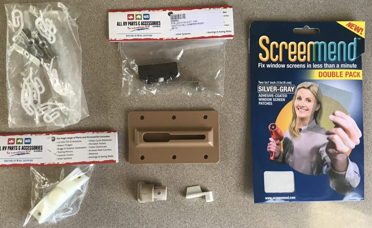 our jayco camper spare parts list 13