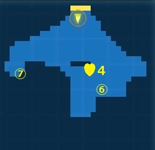 マランダ海岸MAP3