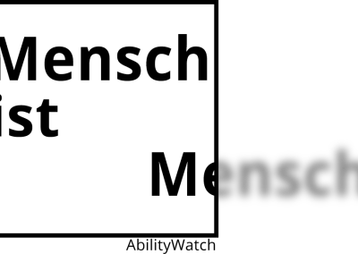 #MenschistMensch