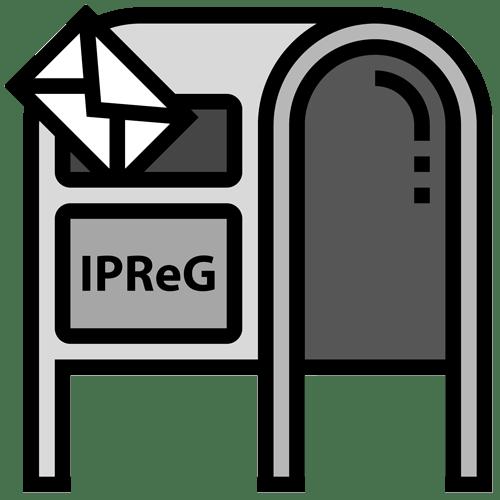 Briefkasten zum IPReG
