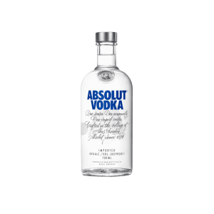 White Label Absolute Vodka