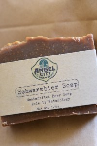 Beer Soap Bar from Neurology for Angel City