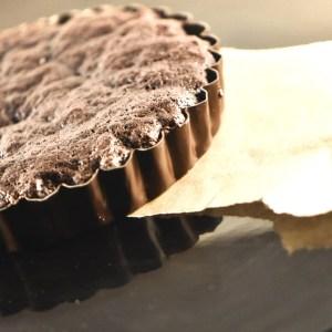up close crust for dessert