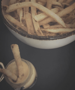 these french fries are the best in town
