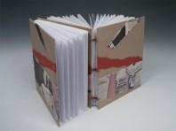 Dos-a-dos Coptic Stitch Book Model