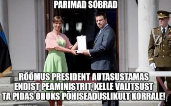 Kaljulaid ja Ratas