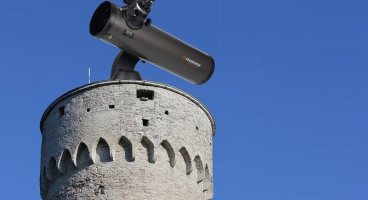 Teleskoop Hermani tipus