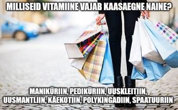 Vitamiinid naisele