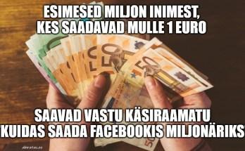 Esimesed miljon inimest