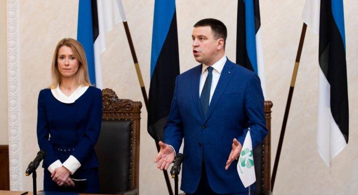 Kaja Kallas, Jüri Ratas
