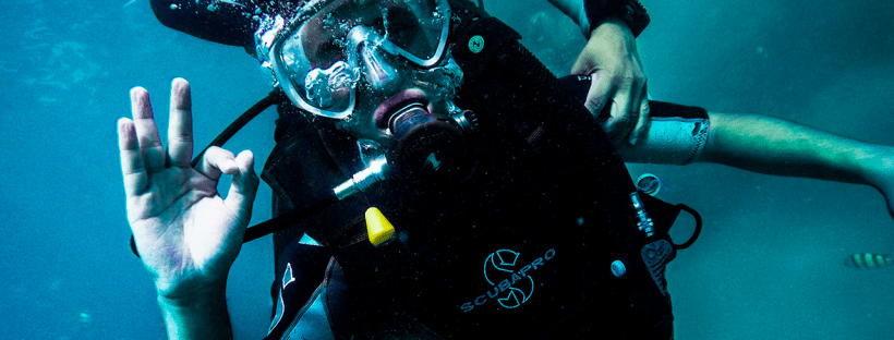 Discover Scuba Diving DSD Leader