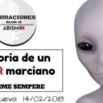 """""""Historia de un amor marciano"""" de JAIME SEMPERE. #08NARRACIONES desde el ABISMO"""