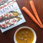 Vegan Spiced Carrot Soup
